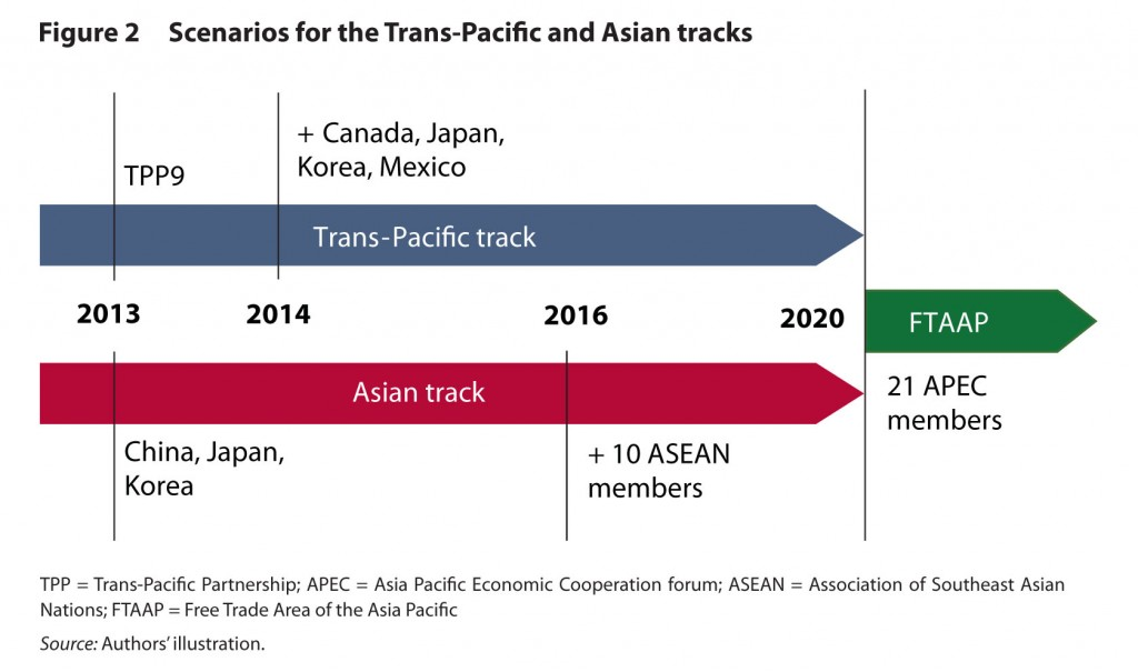 Policy Brief 12-16: The Trans-Pacific Partnership and Asia-Pacif