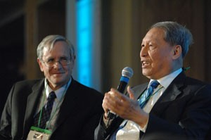 PECC Mourns Loss of CNCPEC Honorary Chair Mr Cheng Siwei