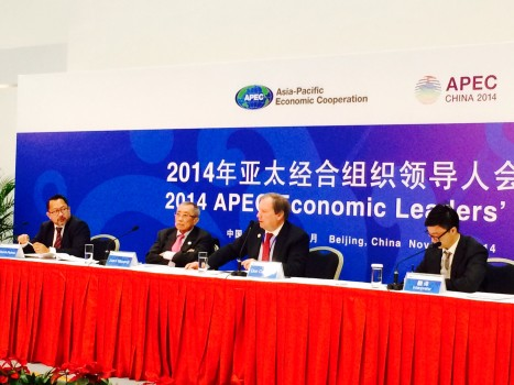 State of the Region 2014-2015 released during APEC Leaders' Week | Beijing, China | November 7, 2014