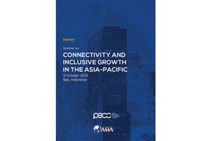 Connectivity and Inclusive Growth in the Asia-Pacific