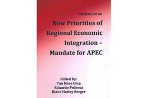 Conference on New Priorities of Regional Economic Integration - Mandate for APEC