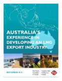 2014 AUSPECC LNG Export Industry