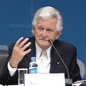 PECC Mourns the Passing of Bob Hawke
