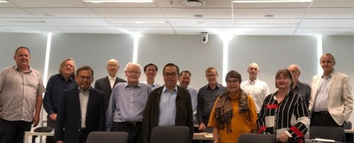PECC Task Force Gathers in Auckland to discuss APEC after 2020