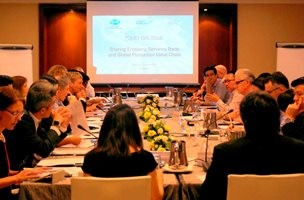 Policy Dialogue: Sharing Economy, Services Trade and Global Production Value Chain | Singapore | June 11, 2016