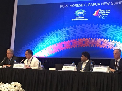 APEC High Level Policy Dialogue on the Digital Economy | Port Moresby, Papua New Guinea | March 7, 2018