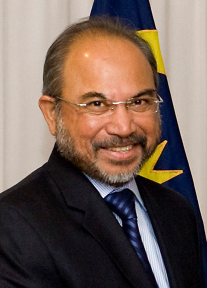 MANCPEC Tan Sri Rastam Mohd Isa