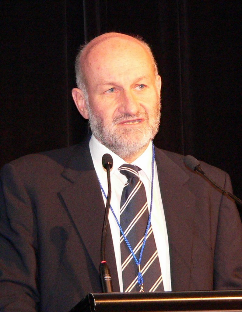Graeme Hugo PECC Sydney 2007