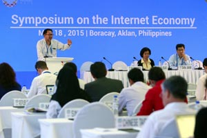 Symposium on the Internet Economy 051