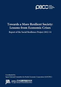 Social Resilience 2012 2014 Cover