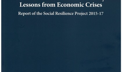 Social Resilience 2015 17 cover
